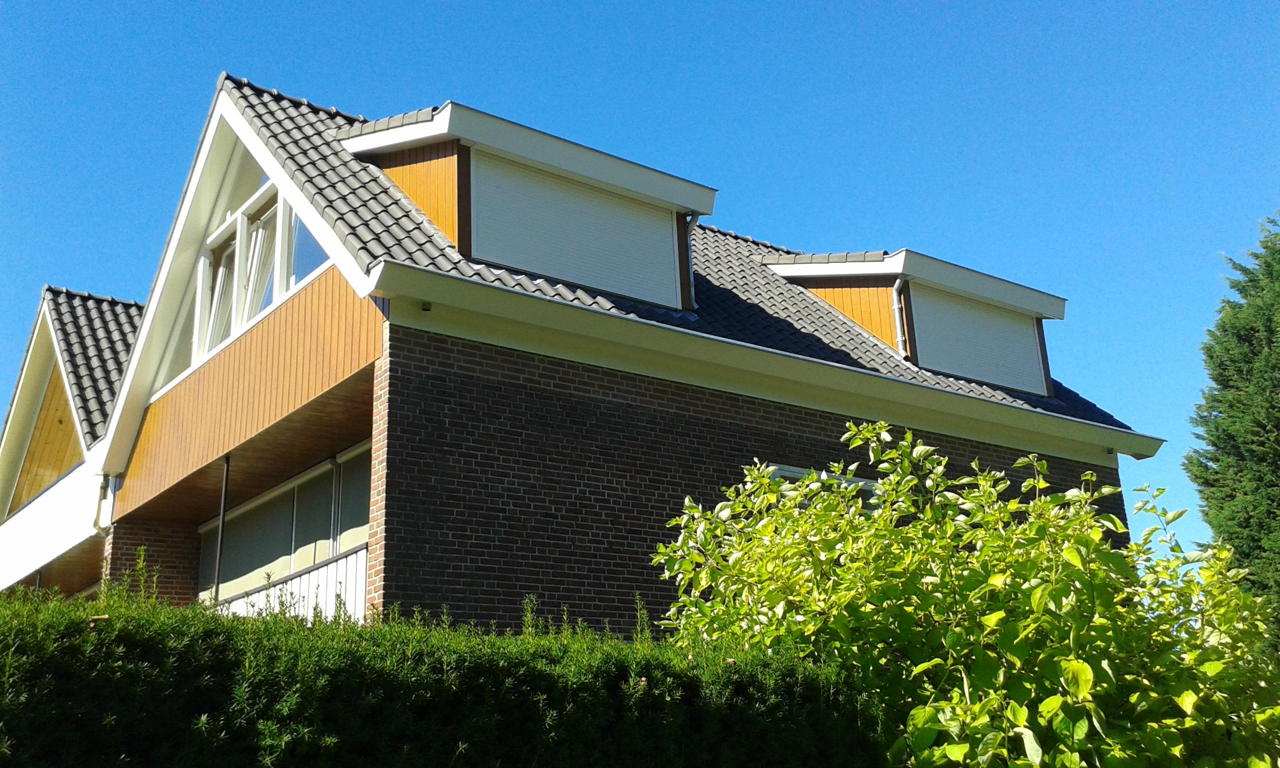 Realiseren extra verdieping en twee dakkapellen woning Lichtenvoorde 2016