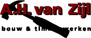 A.H. van Zijl bouw- en timmerwerken