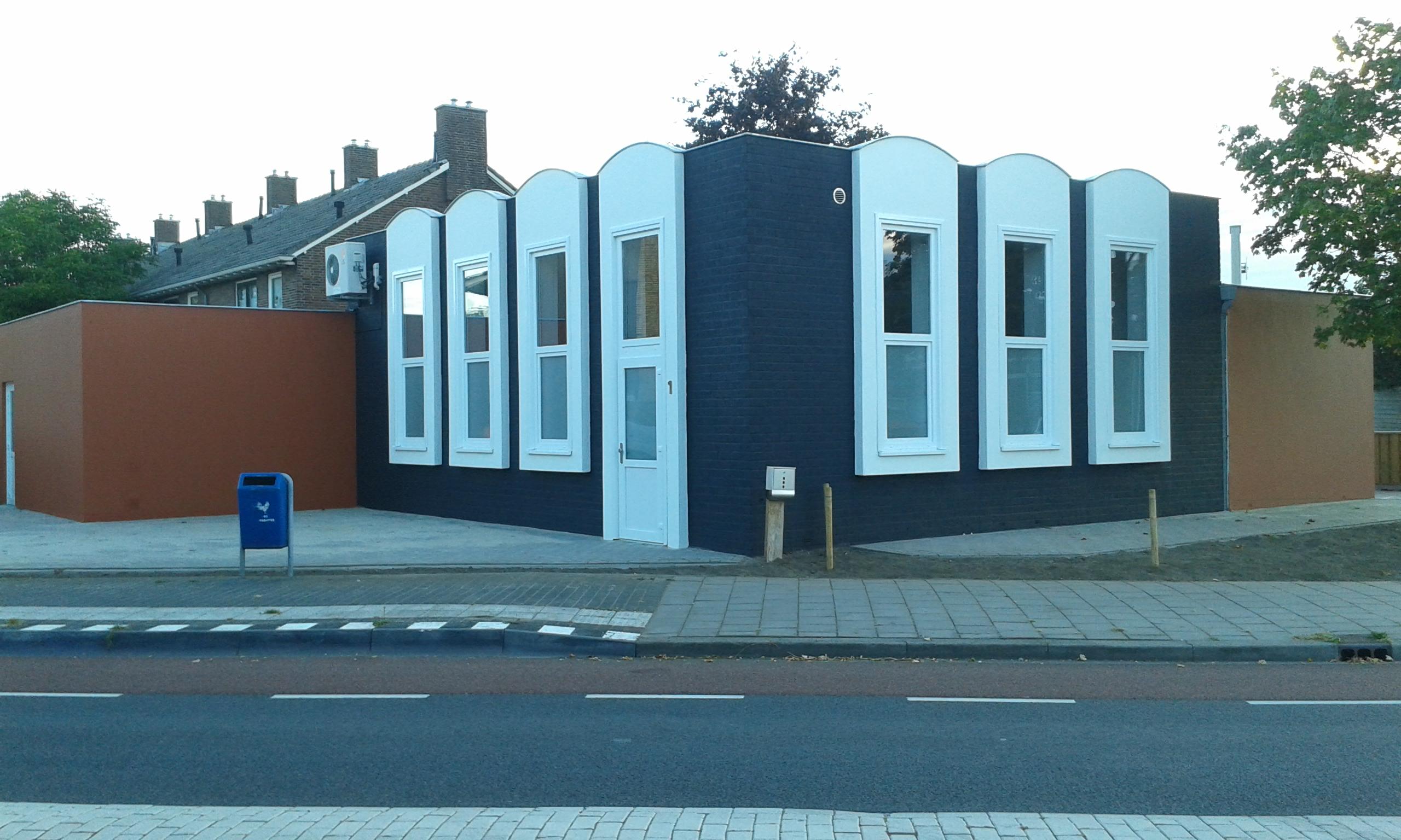 Verbouwing multifunctionele ruimte in Almelo 2016